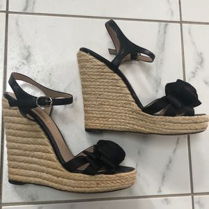 Valentino Wedges Lightly Worn